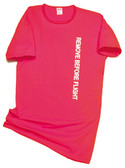 Remove Before Flight - Night Shirt/cover-up