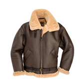 R.A.F Sheepskin Bomber Jacket