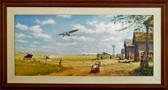 Shrinking Land Original Painting