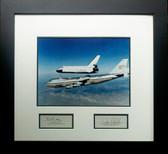 Space Shuttle Enterprise Landing Test
