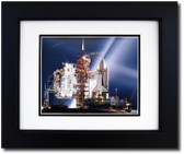 """Space Shuttle """"Columbia"""" on the Launch Pad"""