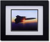 SR-71 at Sunset