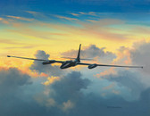 U-2 Sunset - Sold