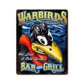 USAF Warbirds Metal Sign