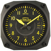 Vintage Altimeter Wall Clock
