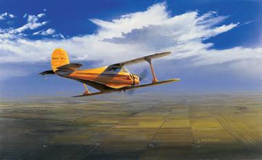 Wichita Classic (BUC-04) Aviation Art