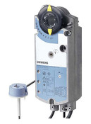 Siemens GGA126.1E/T12 actuators for Fire Protection Dampers