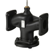Siemens VVF22.25-2.5, S55200-V100 2- port valve, flanged, PN 6, DN25, kvs 2.5