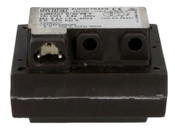 FIDA 8/20 PM, ignition transformer 20% duty cycle, small design