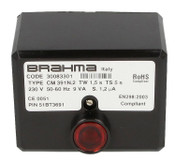 Brahma CM391.2, 30083301 Gas burner control unit