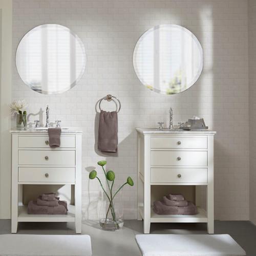 8pc Mocha Brown 800GSM Long Staple Cotton Bath Towel Set (800GSM-Mocha)