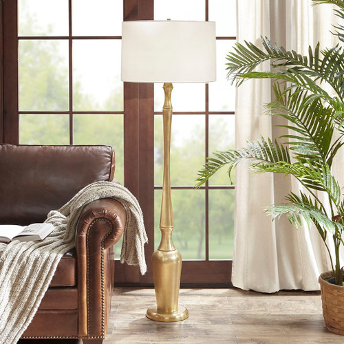 Veronica Gold Table Lamp (Veronica Gold-Lamp)