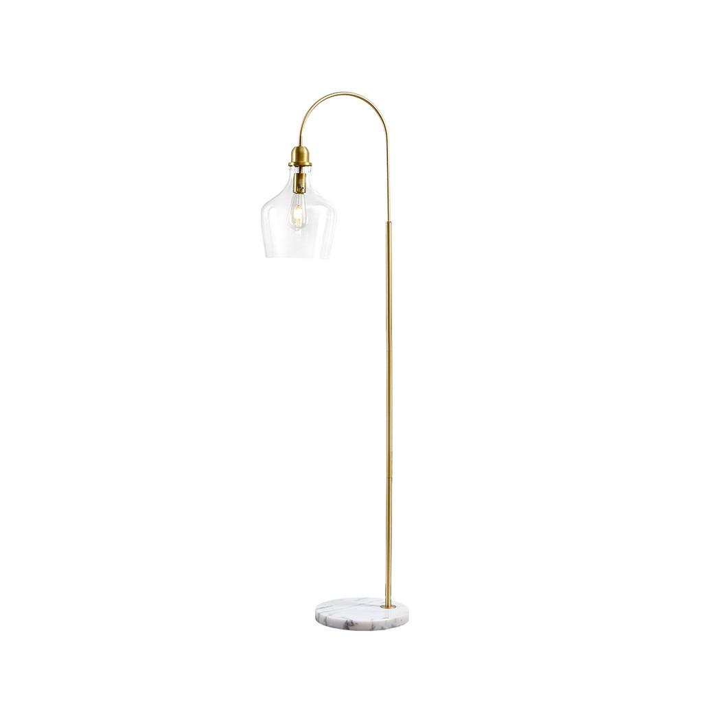 Auburn Gold Floor Lamp (Auburn Gold-Lamp)