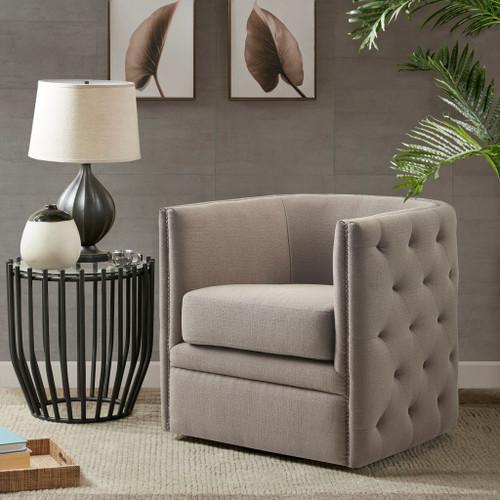 Capstone Grey Swivel Chair (Capstone Grey-Swivel Chair)
