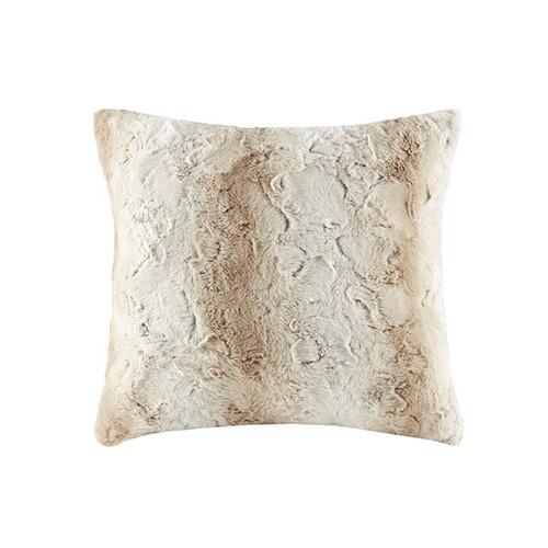 Zuri Faux Sand Square Pillow (Zuri Faux Sand-Square Pillow)