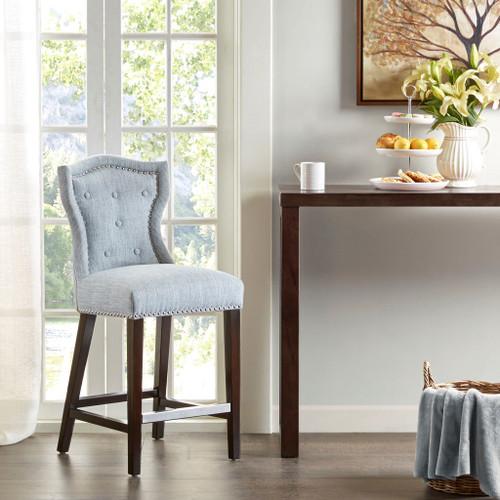 Kellen Light Blue Counter Stool (Kellen Light Blue-Counter Stool)