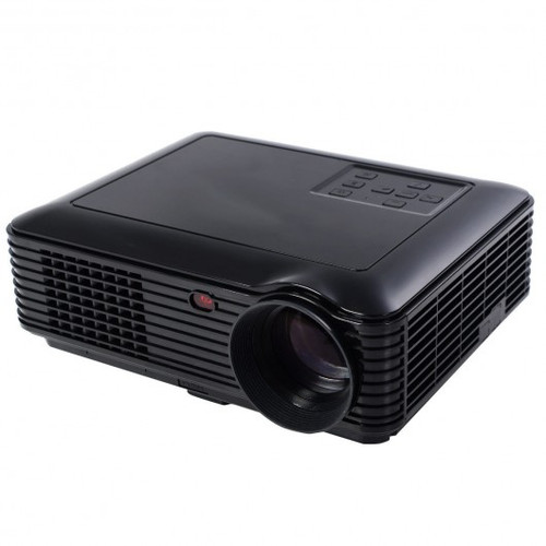5000 Lumens HD 1080P 3D LED Portable Home Theater Projector