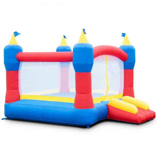Bounce House Magic Castle Inflatable Bouncer w/o Blower