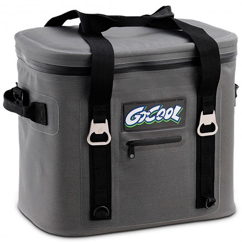 24-Can So' Cooler Water-Resistant Leakproof Insulated Lunch Bag