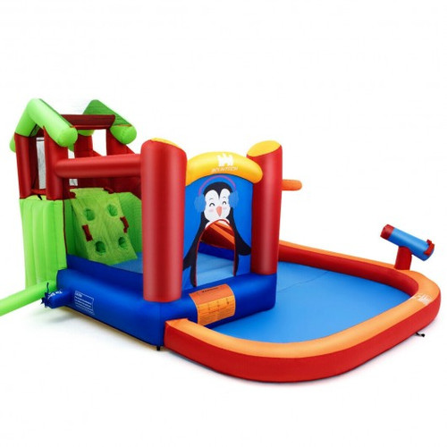 Inflatable Slide Bouncer & Water Park Bounce House