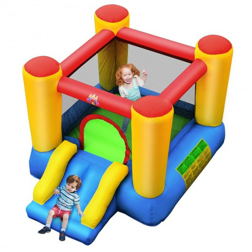 Children's Inflatable Jumping Bounce House w/o Blower