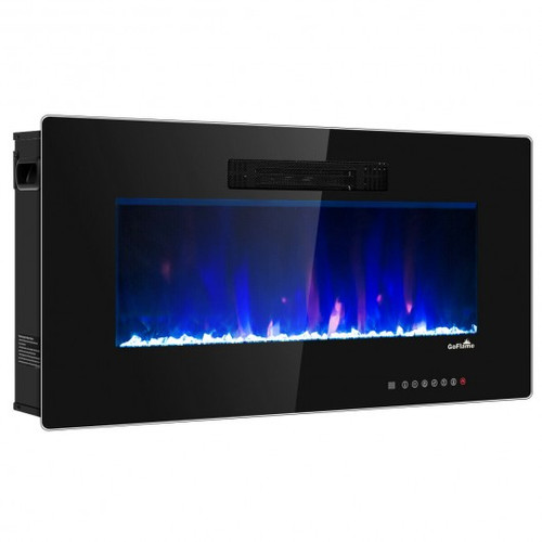 """Recessed Wall Mounted Standing Electric Heater Electric Fireplace-36"""""""