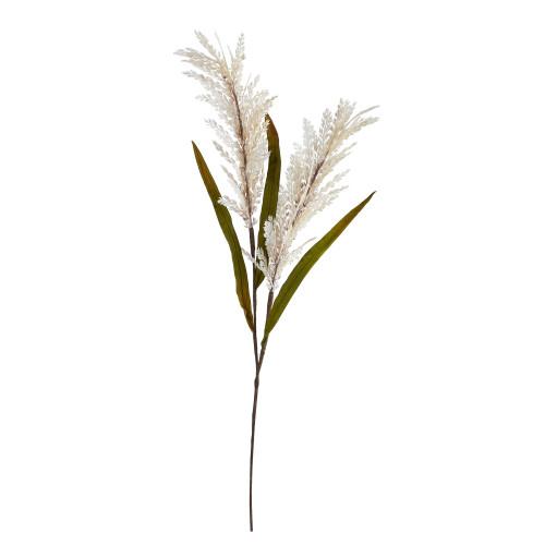 "Cream 30"" Sorghum Harvest Artificial Flower (Set of 12) - 30"""