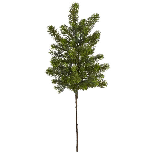"""Multicolor Pine Artificial Hanging Flower (Set of 4) - 36"""" (2377-S4)"""