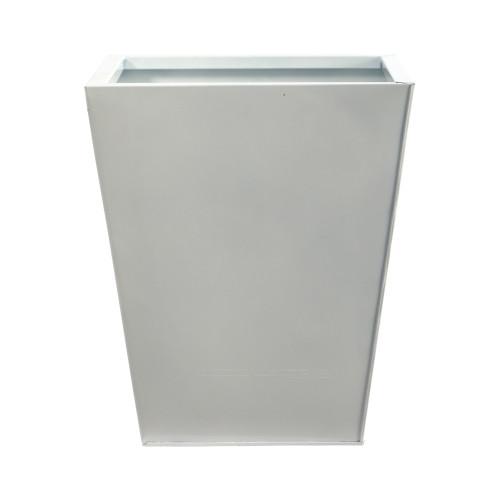 "Bronze 15"" Classic Square Metal Planter - 15"" (0815-MD-S1-BZ)"