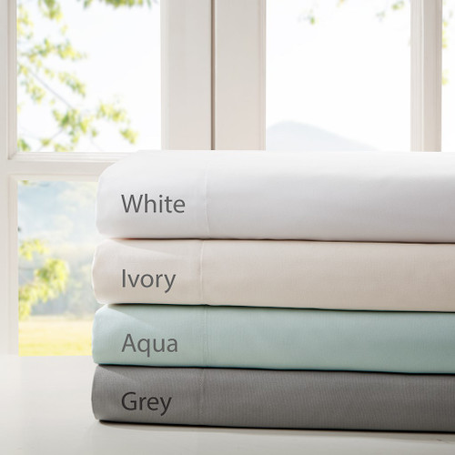Microfiber Sheet Set with Cool Max Technology - ALL SIZES (Smart Cool-Sheets)