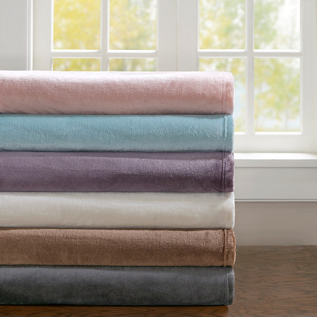 Soft & Lofty Microlight Year Round Warmth Blanket (Microlight-Blanket)
