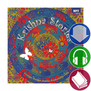 Krishna Stories, Audiobook Download