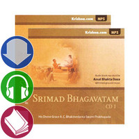 Srimad Bhagavatam, Audiobook Download