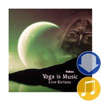 Yoga is Music, Album Download