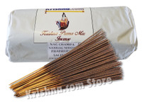 Krishna Prema Mix Incense, Extra Large, 400-Stick Pack