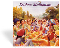 Krishna Meditations, CD