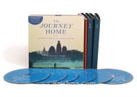 The Journey Home: Autobiography of an American Swami, Audiobook CDs