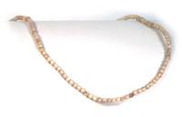 "Tulasi Neck Beads, Medium, 17"""