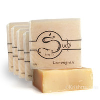 Suchi Soap, Lemongrass, Six Bars