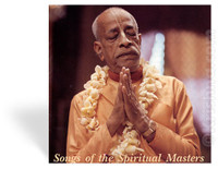Songs of the Spiritual Masters, CD