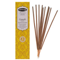 Masterpiece, Ganesh Natural Incense, 25 grams