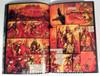 Narasimha - Demon Slayer, graphic novel, sample inside spread.