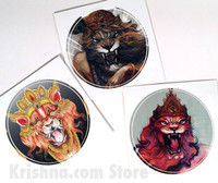 Narasimha Sticker Set