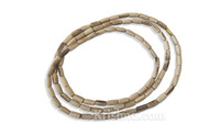 Rustic Tulasi Neck Beads, 48""