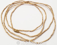 Tulasi Neck Beads, Small Round, 48""