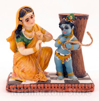 "Damodara Krishna Figurine, 5"""