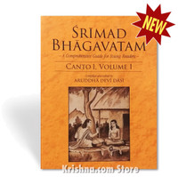 Srimad Bhagavatam: A Comprehensive Guide for Young Readers, Vol. 1