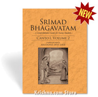 Srimad Bhagavatam: A Comprehensive Guide for Young Readers, Vol. 2