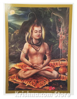 Mahadev Shiva Poster, Large