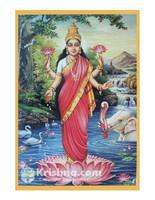 Lakshmi Devi Poster, Large